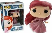 Disney - Ariel (Glitter Princess Gown) POP Vinyl Figure (220)