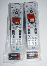Lot Of 2 (two) DIRECTV RC66RX RF Universal Remote Controls W/Batteries DTV