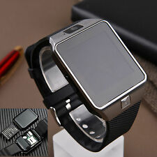 Bluetooth Smart Wirst Watch Camera For Samsung Galaxy S7 S6 S5 HTC M9 LG K8 ASUS