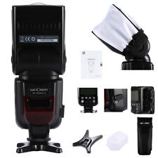 KF-590 EX E-TTL Wireless HSS Flash Speedlite Slave for Canon w Flash Softbox USA