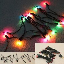 22Pcs LED String Fairy Light Battery Operated Xmas Wedding & Party Decoration