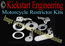 Kawasaki GPz 400 S (twin) Restrictor Kit - 35kW 46 46.9 47 bhp DVSA RSA Approved