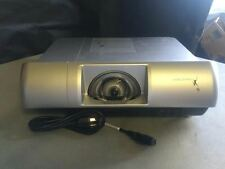 PROMETHEAN PRM-30 HD 720p LCD PROJECTOR, UNKNOWN HOURS!! WORKS GREAT!!