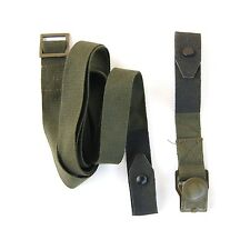 WWII German Gas Cantister Strap Set