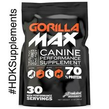 Gorilla Max 30 Day Supply Performance Supplement **Authorized Dealer**