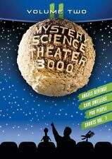 MYSTERY SCIENCE THEATER 3000 - Volume 2 - DVD - Region 1