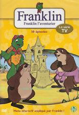 DVD  FRANKLIN - L'Aventurier - 10 épisodes