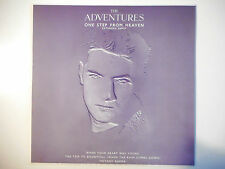 "MAXI 12"" POP 80s  ▒ THE ADVENTURES : ONE STEP FROM HEAVEN ( EXTENDED REMIX )"