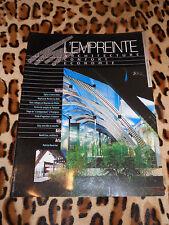 L'EMPREINTE, architecture-confort-économie n° 39, 1997 - GDF, Cegibat