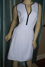 NWT NANETTE LEPORE LACE BACK DRESS size 12 very flattering on