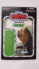Star Wars ESB Proof Card HAN SOLO Echo Base Outfit Vintage Collection TVC VC03