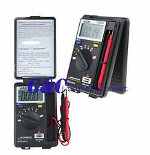 Mini VICTOR VC921 3 3/4 DMM AD/DC Multimeter Pocket Digital Multimeter Frequenc