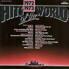 Hits of the World 1972/73 Mouth & McNeal, Spotnicks, Oliver Onions, Earth.. [CD]