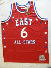 Mitchell Ness M&N All Star Julius Erving Dr J Authentic Jersey NWT 60 4XL Sixers