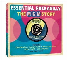 Various Artists, Essential Rockabilly: The M G M Story, New
