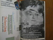 1986 TV Guide(DAVID  RAPPAPORT/DEBUT OF THE WIZARD/OUR HOUSE DEBUT/LINDSAY BLOOM