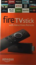 amazon fire tv stick with voice remote Factory Sealed