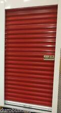 """DuroSTEEL JANUS 3'6""""x7' Self Storage 650 Series Metal Roll-up Door & Hdwe DiRECT"""