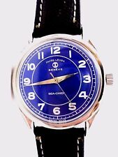 RELOJ VITAGE FAVRE LEUBA GENEVE SEA CHIEF WATCH MONTRE OROLOGICO