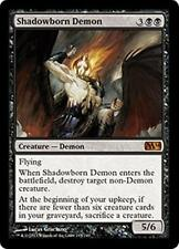 SHADOWBORN DEMON M14 Magic 2014 MTG Black Creature—Demon MYTHIC RARE