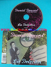 CD Singolo David Devant And His Spirit Wife Lie Detector CD 2 KIND 6CDX (S26)