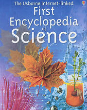 First Encyclopedia of Science (Usborne First Encyclopedias), Firth, R. Hardback