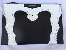 Givenchy Clutch Bag Black Authentic 100% Used One Two Times,Perfect,Real Leather
