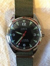 vintage oris watch