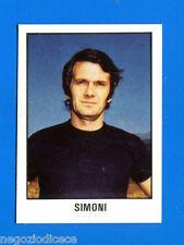 CALCIO FLASH 1981-82 Lampo Figurina-Sticker n. 165 - SIMONI - GENOA -New