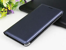 Flip Cover Leather Case Premium Luxury Revel Touch Leather for Moto E3 Power