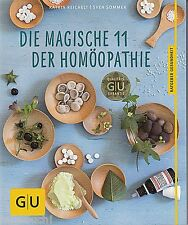 Die magische 11 der Homöopathie, 2014/15, S. Sommer K Reichelt 9783833835636 NEU