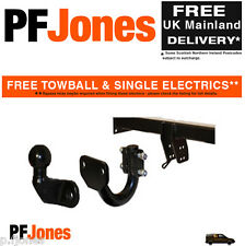 Towbar for Nissan NV200 Combi (M20 M) 2009 On - Flange Tow Bar