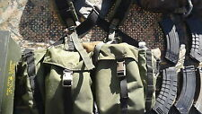 AK 47 chest rig 18 magazines, Twin Rig