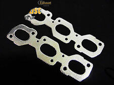 MAZDA TRIBUTE - MPV  pair of Manifold Gasket Manifold to Cylinder Head Gasket