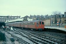 London Underground 38 TS Willesden Green Dec 1978 Rail Photo B
