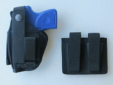 Gun Holster and Double Magazine Pouch Combo for the SIG SAUER P238 380 Pistol