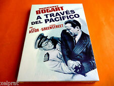 A TRAVES DEL PACIFICO - Humphrey Bogart / John Huston - Precintada