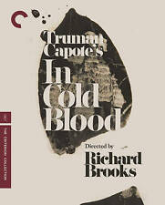 NEW In Cold Blood (Blu-ray Disc, 2015, Criterion Collection) Truman Capote
