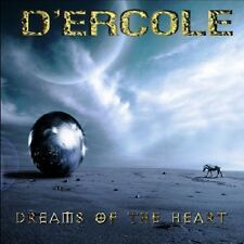 DERCOLE - DREAMS OF THE HEART  CD NEU