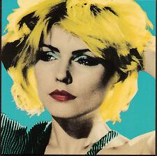 Debbie Harry Blondie Birthday/Greeting Card b/n & sealed