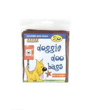 Snappies ~Doggie Doo Bags With Odour Neutralising Fragrance ~ 100 pack