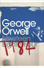 1984 Nineteen Eighty-Four (Penguin Modern Classics) (Paperback), 9780141187761,.
