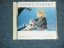 CATHY CLARET Japan 1991 PROMO NM CD SOLEIL Y LOCURA