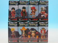 One Piece World Collectable Figure FILM Z vol. 3 Complete set of 8 Banpresto