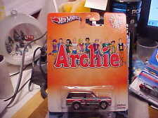 Hot Wheels Archie Comics '70 Chevy Blazer