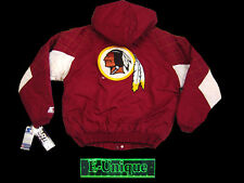 DEADSTOCK STARTER WASHINGTON REDSKINS JACKE JACKET M 1990  VTG.