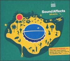 NEW - Sound Affects: Brazil by Various Artists