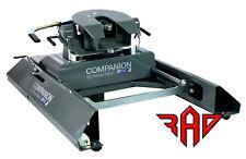 B&W RVK3405 Companion Slider Fifth 5th Wheel Hitch Adapter