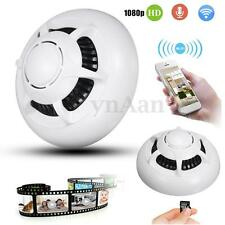 1080p HD WiFi IP Camera Hidden Spy Cam Security CCTV Network DVR Video Recorder
