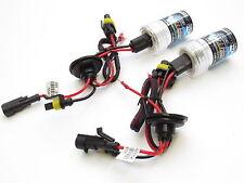 Versión h3 8000k xenón lámpara de reemplazo pera Chevrolet, etc.